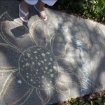 Welcome Chalk Drawings